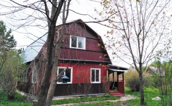 Зимний жилой дом с удобствами рядом с Волоколамском